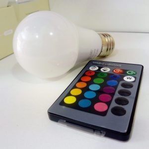 E27 RGB